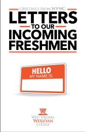Student Success Center Publishes Book for Incoming Freshmen