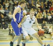 Buckhannon native and former WVWC standout excelling overseas