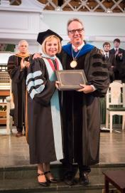 Dr. Susan Leight Recognized with Exemplary Teaching Award